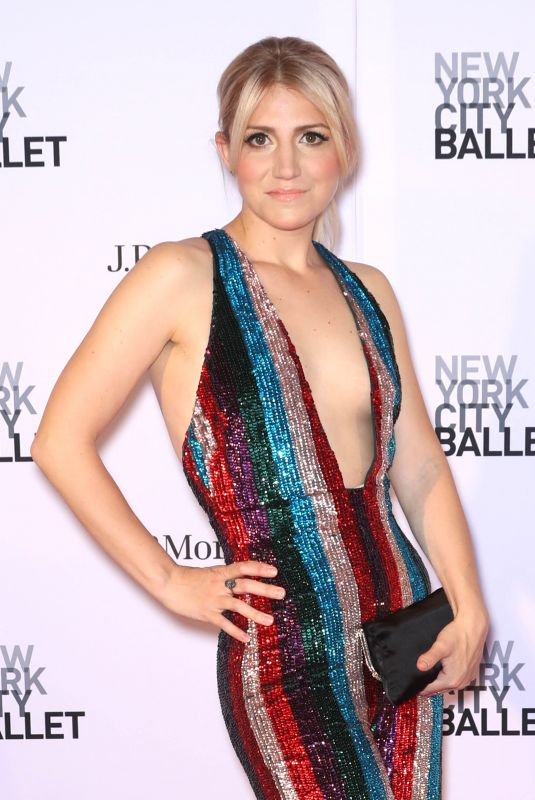 ANNALEIGH ASHFORD at New York City Ballet Spring Gala 05/03/2018