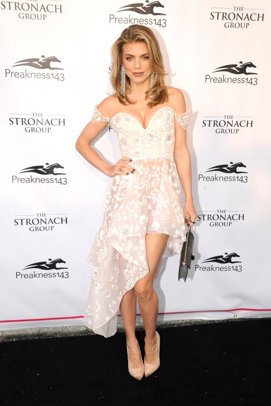 ANNALYNNE MCCORD at 143rd Preakness Stakes at Primlico Race Course in Baltimore 05/19/2018