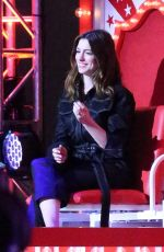 ANNE HATHAWAY at Red Nose Event in New York 05/24/2018