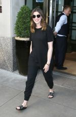 ANNE HATHAWAY Out in New York 05/24/2018