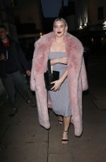 ANNE MARIE at Dior Backstage Launch Party in London 05/29/2018