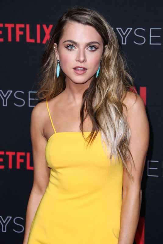 ANNE WINTERS at Netflix FYSee Kick-off Event in Los Angeles 05/06/2018