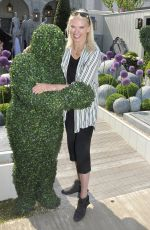 ANNEKA RICE at Chelsea Flower Show in London 05/21/2018