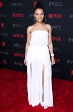 ANTONIQUE SMITH at Netflix FYSee Kick-off Event in Los Angeles 05/06/2018