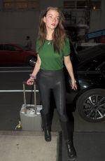 ANYA TAYLOR-JOY Arrives at Mark Hotel in New York 05/04/2018