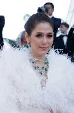 ARAYA HARGATE at Ash is Purest White Premiere at Cannes Film Festival 05/11/2018