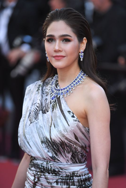 ARAYA HARGATE at Girls of the Sun Premiere at Cannes Film Festival 05/12/2018