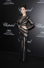 ARAYA HARGATE at Secret Chopard Party at 71st Cannes Film Festival 05/11/2018