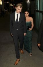 ARIEL WINTER and Levi Meaden at Arclight Theatre in Hollywood 05/01/2018