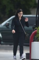 ARIEL WINTER Out and About in Los Angeles 05/13/2018