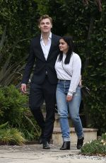 ARIEL WINTER Out in Los Angeles 05/11/2018