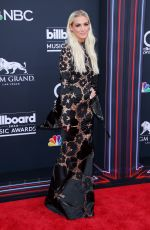 ASHLEE SIMPSON at Billboard Music Awards in Las Vegas 05/20/2018