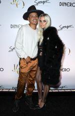 ASHLEE SIMPSON at Jennifer Lopez Celebrates Release of Dinero Single in Las Vegas 05/20/2018
