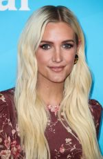 ASHLEE SIMPSON at NBC/Universal Summer Press Day in Universal City 02/05/2018