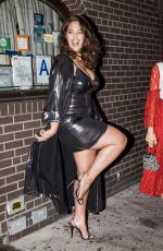 ASHLEY GRAHAM Night Out in New York 05/05/2018