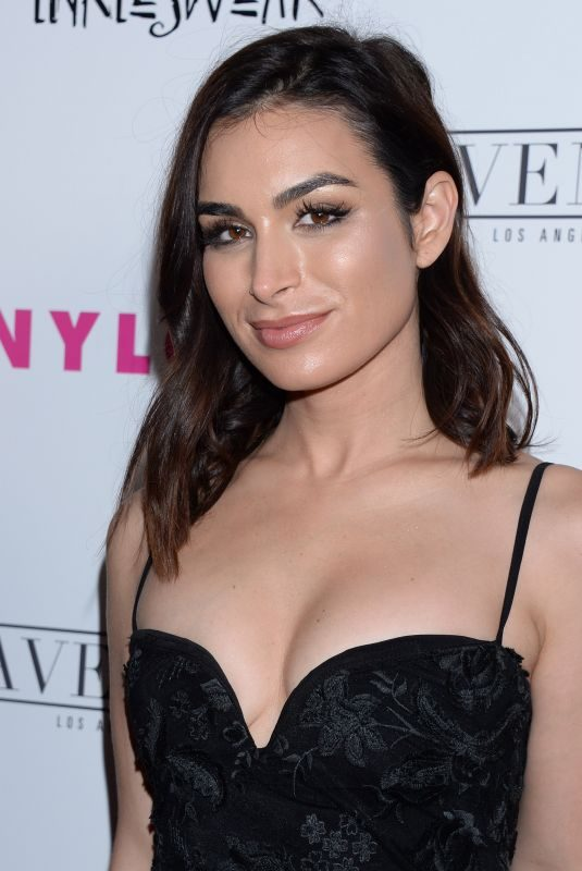 ASHLEY IACONETTI at Nylon Young Hollywood Party in Hollywood 05/22/2018