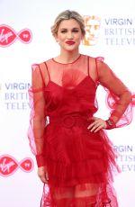 ASHLEY ROBERTS at Bafta TV Awards in London 05/13/2018