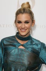 ASHLEY ROBERTS at International Fashion Show in London 05/25/2018