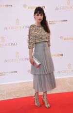 ASTRID BERGES-FRISBEY at Semaine Du Cinema Positive by Positive Planet Diner in Cannes 05/14/2018