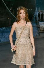 AUDREY MARNAY at Chanel Cruise 2018/2019 Collection Launch in Paris 05/03/2018