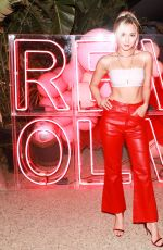 AUDREY WHITBY at #clubrevolve with a Performance by YG in Los Angeles 05/16/2018