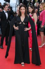 AURE ATIKA at Capharnaum Premiere at 2018 Cannes Film Festival 05/17/2018
