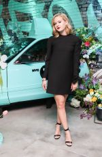 AVA PHILLIPPE at Tiffany & Co. Jewelry Collection Launch in New York 05/03/2018
