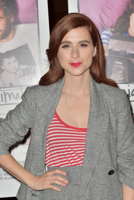 AYA CASH at Social Animals Premiere in Los Angeles 05/30/2018