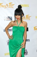 BAI LING at Fury of the Fist and the Golden Fleece Premiere in Beverly Hills 05/24/2018