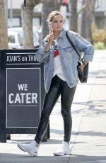 BAILEE MADISON Out and About in Los Angeles 05/22/2018