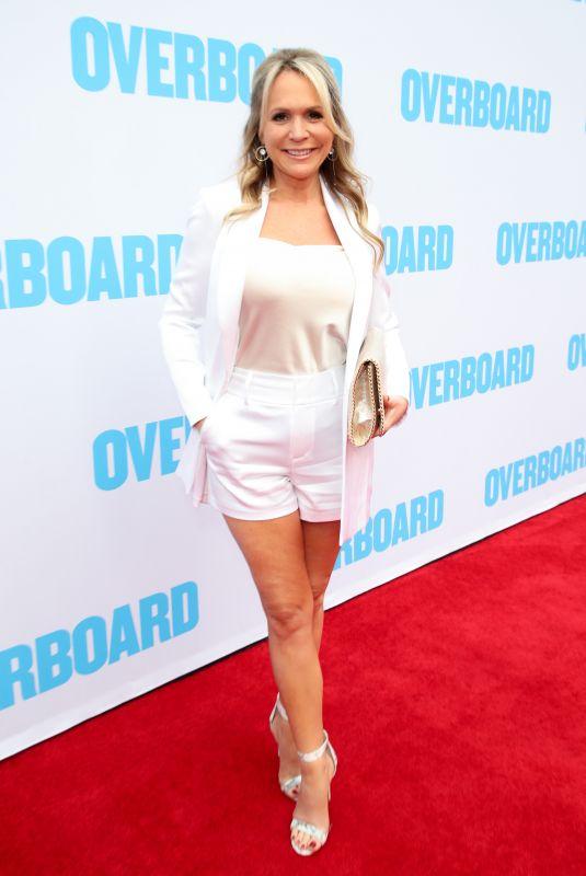 BARBARA ALYN WOODS at Overboard Premiere in Los Angeles 04/30/2018
