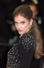 BARBARA PALVIN at Burning Premiere at 71st Annual Cannes Film Festival 05/16/2018