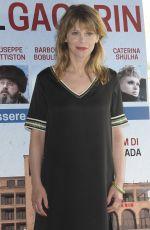 BARBORA BOBULOVA at Hotel Gagarin Photocall in Rome 05/22/2018