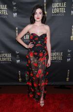 BARRETT WILBERT WEED at 2018 Lucille Lortel Awards in New York 05/06/2018