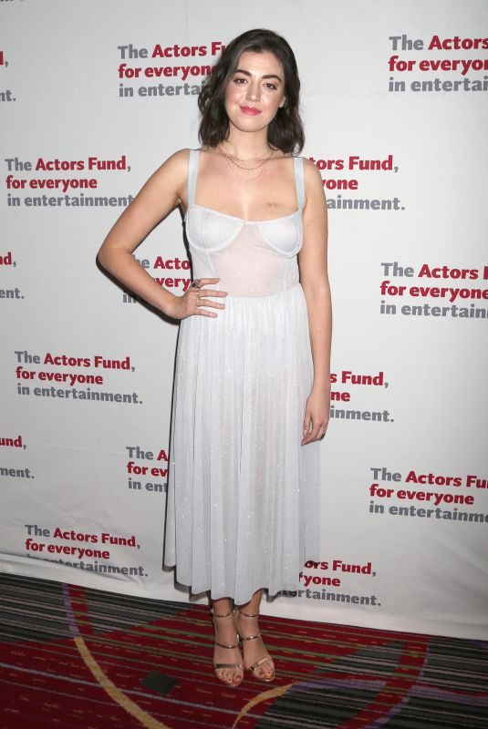 BARRETT WILBERT WEED at Actors Fund Annual Gala in New York 05/14/2018