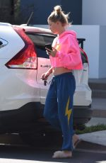 BASKIN CHAMPION Out and About in Los Angeles 05/03/2018