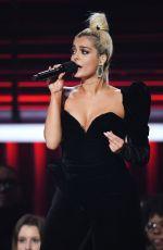 BEBE REXHA at Billboard Music Awards in Las Vegas 05/20/2018