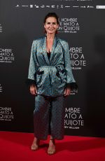 BELEN LOPEZ at The Man Who Killed Don Quixote Premiere in Madrid 05/28/2018