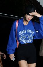 BELLA HADID Arrives at Her Hotel in London 05/29/2018