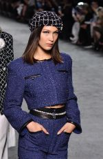 BELLA HADID at Chanel Cruise 2018/2019 Collection Launch in Paris 05/03/2018