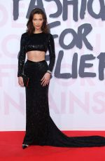 BELLA HADID at Fashion for Relief Premiere at 2018 Cannes Film Festival 05/13/2018