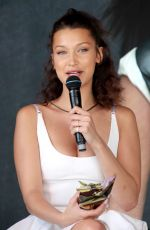 BELLA HADID at Magnum Press Conference in Cannes 05/10/2018