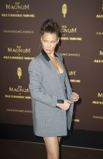 BELLA HADID at Magnum VIP Party in Cannes 05/10/2018