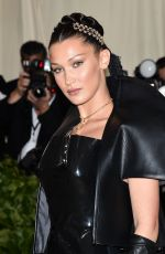 BELLA HADID at MET Gala 2018 in New York 05/07/2018