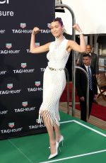 BELLA HADID at TAG Heuer Boat Party at Formula 1 Grand Prix in Monaco 05/26/2018