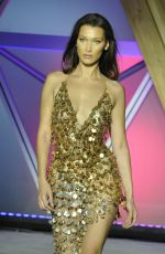 BELLA HADID on the Runway for Fashion for Relief at Cannes Film Festival 05/13/2018