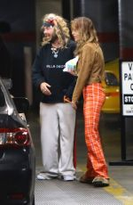 BELLA THORNE Out and About in Los Angeles 05/21/2018
