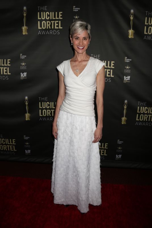 BETH MALONE at 2018 Lucille Lortel Awards in New York 05/06/2018