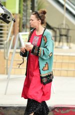 BETHANY JOY LENZ Out for Coffee in Los Angeles 04/30/2018