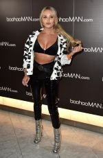 BETSY-BLUE ENGLISH at Boohoo Man by Dele Event in London 05/10/2018